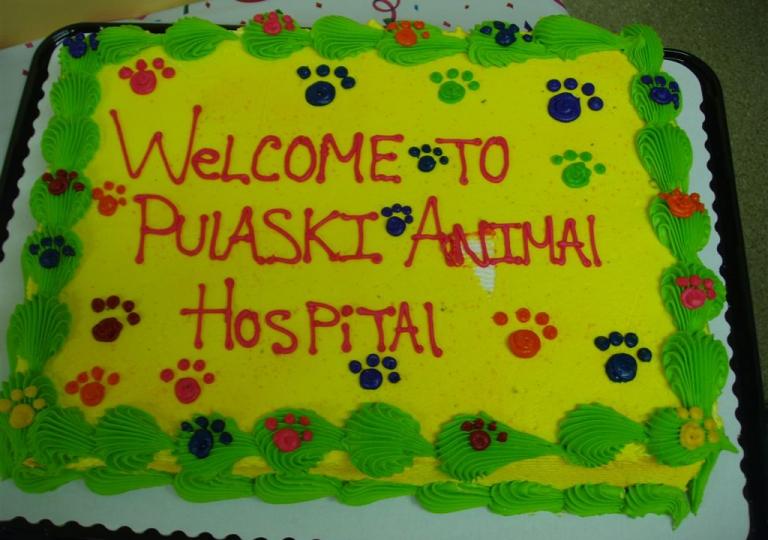 Pulaski Animal Hospital 2009